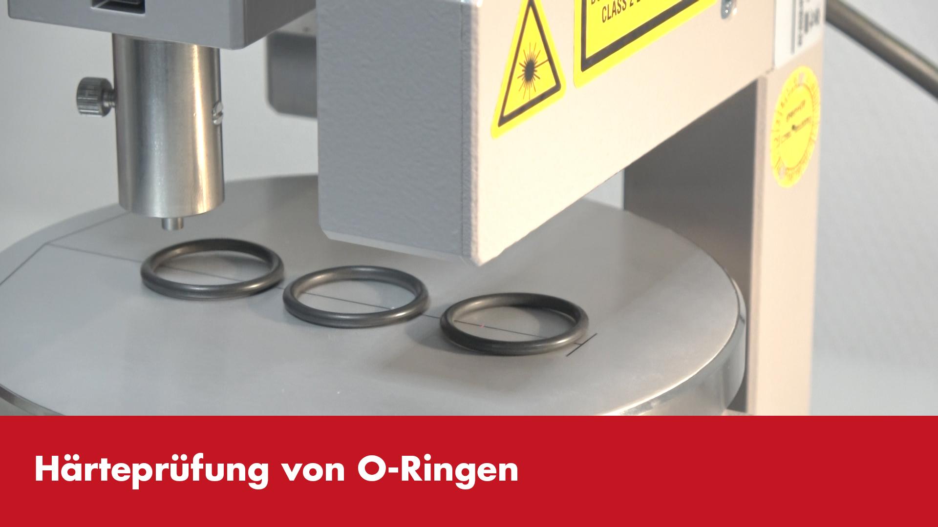 Video-Vorschaubild O-Ring Härteprüfung