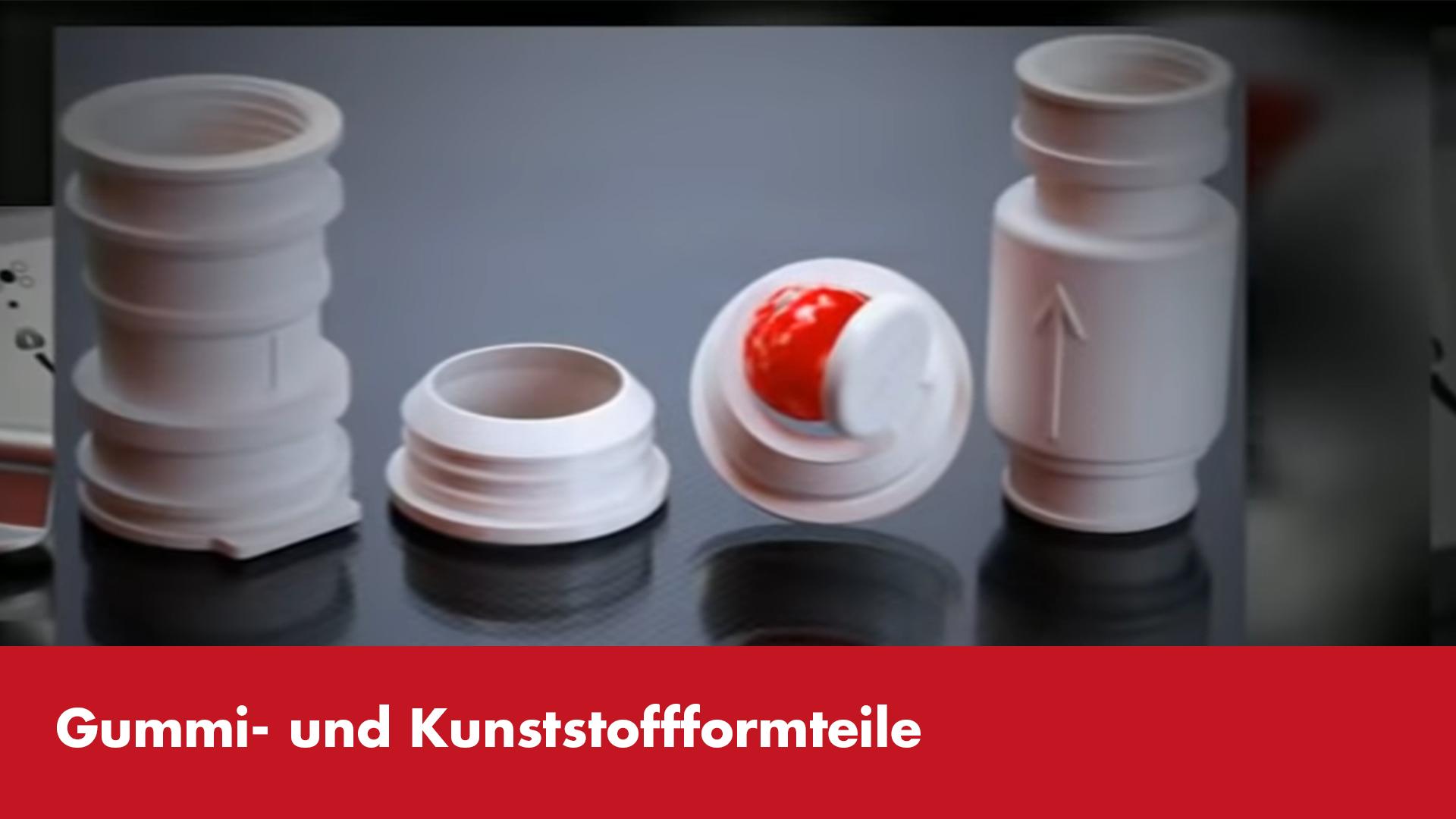 Video-Vorschaubild Gummi- und Kunststoff-Formteile für die Industrie