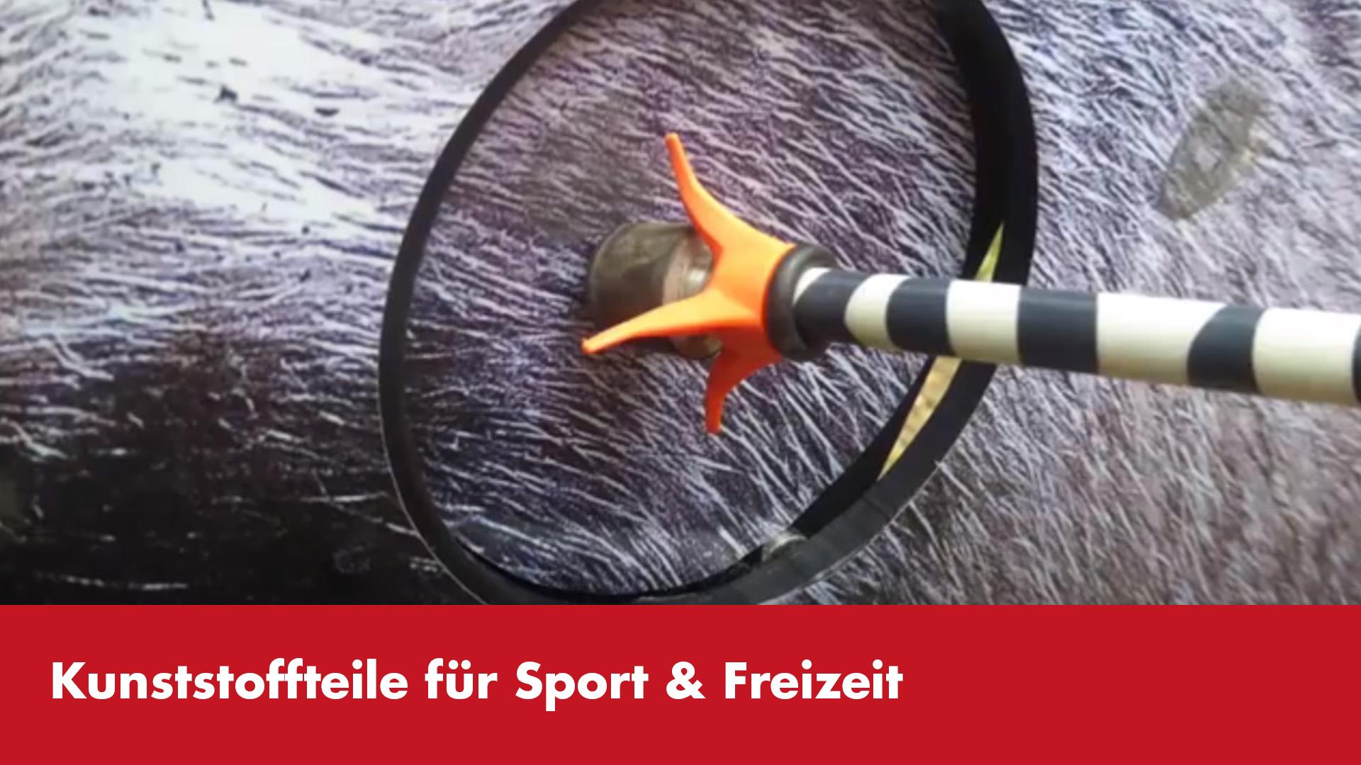 Video-Vorschaubild Kunststoff-Formteile für Sport und Freizeit