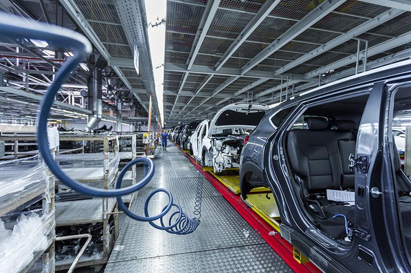 KREMER - Serienteile für den Fahrzeugbau der Automobilindustrie