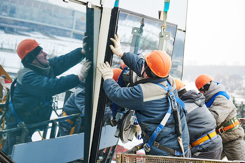 KREMER - Fenster und Fassaden: große Glasflächen