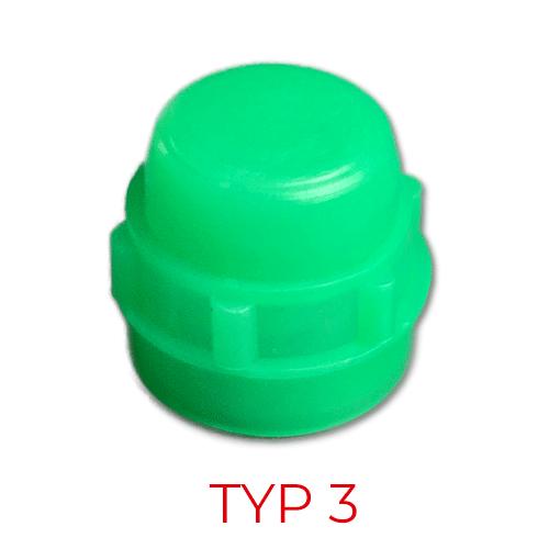 Formenschloss Typ 3