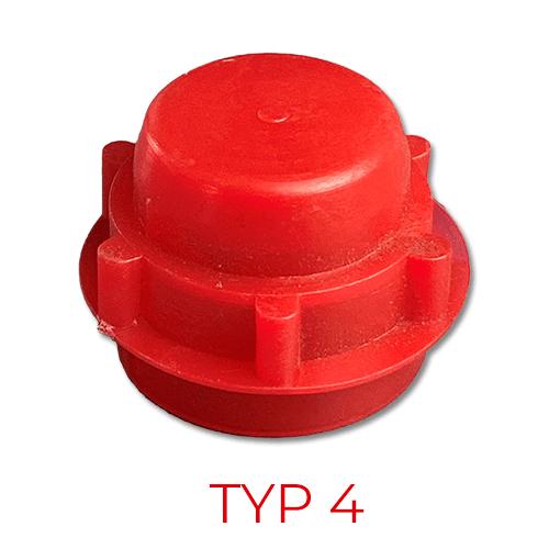 Formenschloss Typ 4
