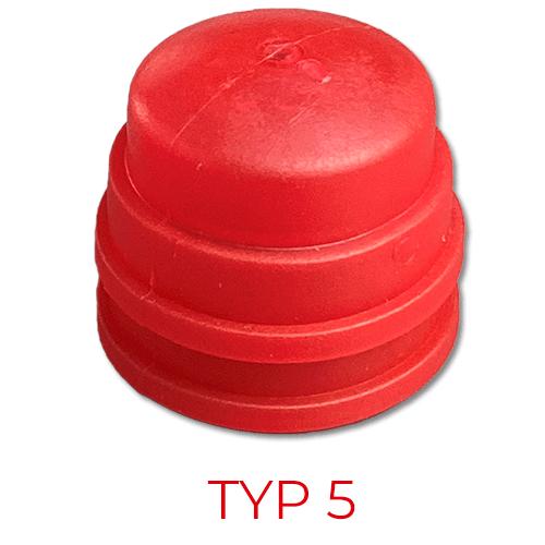 Formenschloss Typ 5
