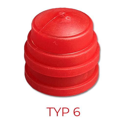 Formenschloss Typ 6