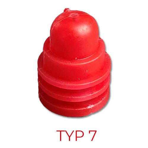 Formenschloss Typ 7