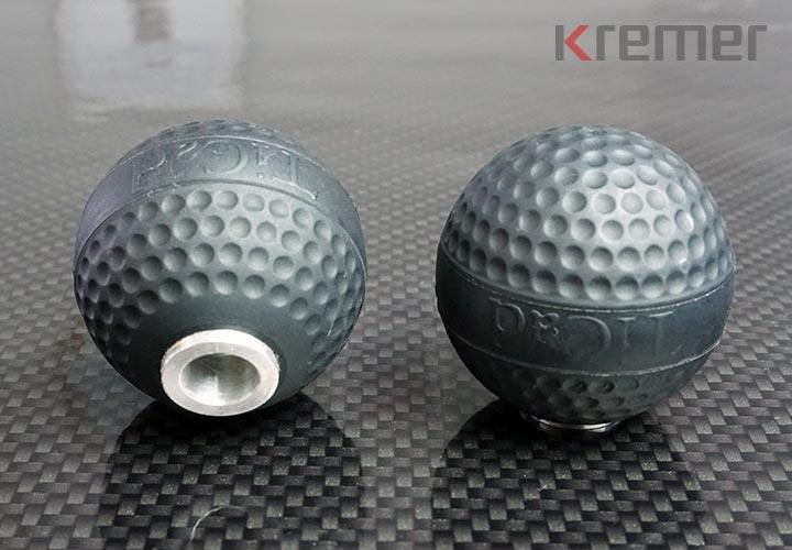 Kremer – Silikonformteil mit Metalleinlegeteil