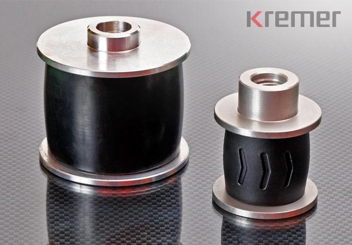 KREMER - Verbundteile aus Gummi und Metall