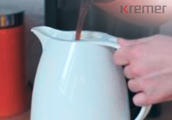 KREMER - TPE Formteil Anwendungsbeispiel: Halsprofilring