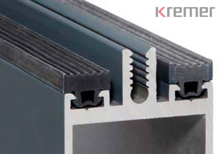 KREMER - Rapid-Prototyping Glasauflageprofil