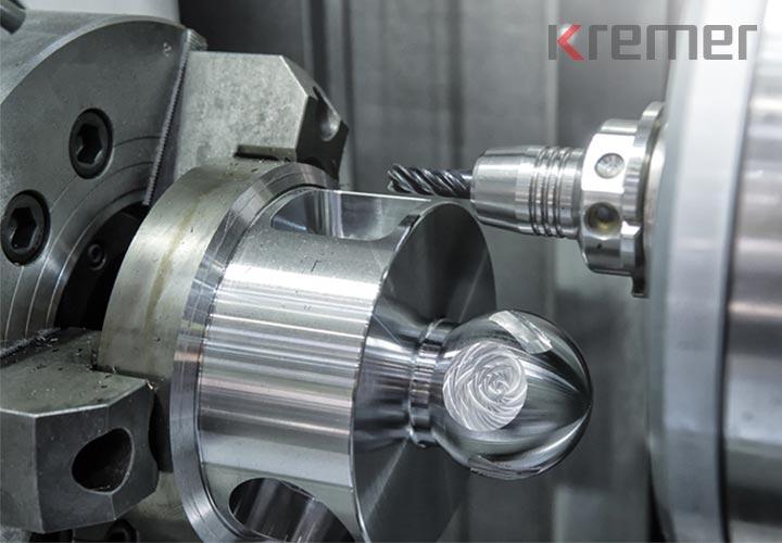 KREMER - Rundkappen Bohrwerkzeug im Rapid-Prototyping