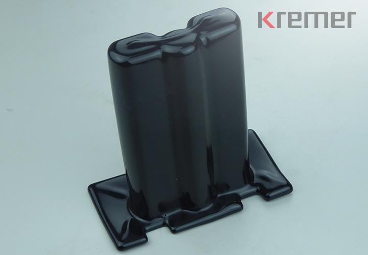 KREMER - Getauchte PVC-Lackierabdeckung