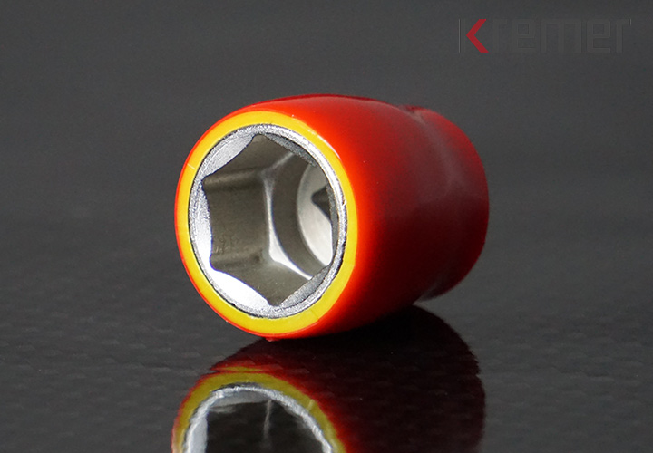 Spritzgussteil PVC Krevosol 2-fach beschichtet