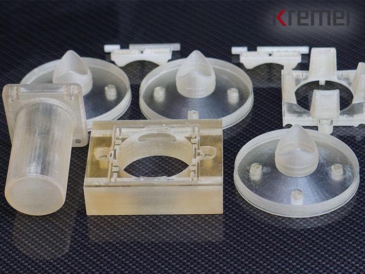 KREMER - Prototypen aus 3D-Druck