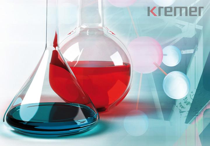 KREMER – FFKM Krevolast Chemikalien