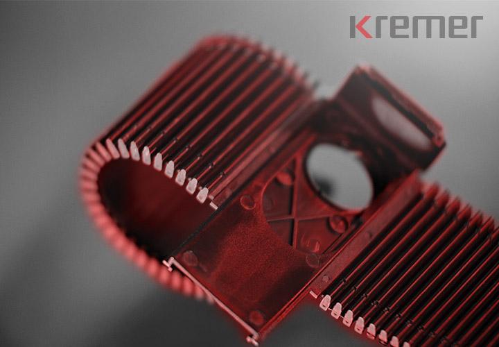 KREMER – Formteil aus Polyamid mit Glasfaser