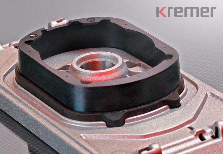 KREMER – Gummiformteil aus EPDM vulkanisiert