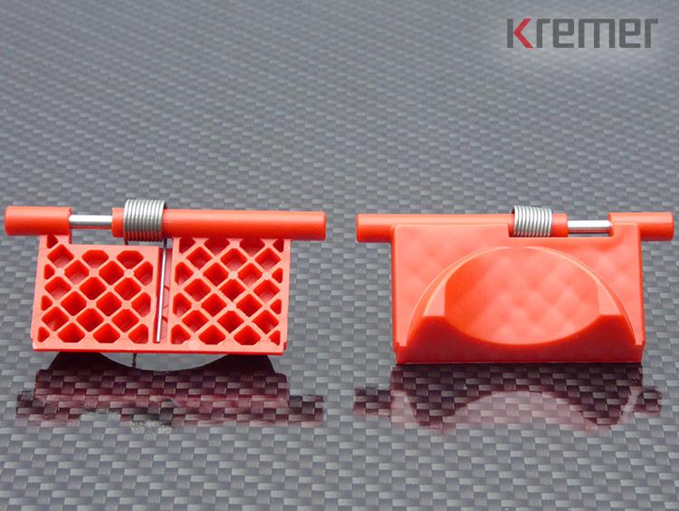 KREMER - Kunststoff-Formteil aus  talkumverstärktem PP