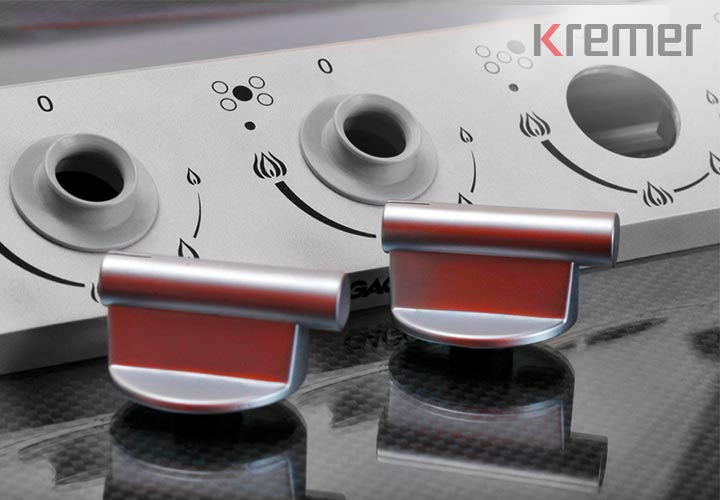 KREMER – Silikonformteil für Industriebackofen