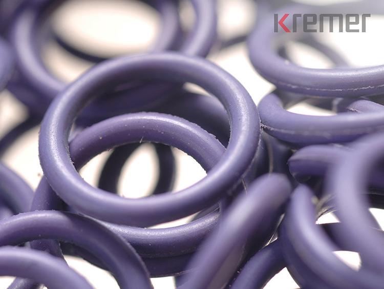 KREMER – O-Ringe aus HNBR unentgratet