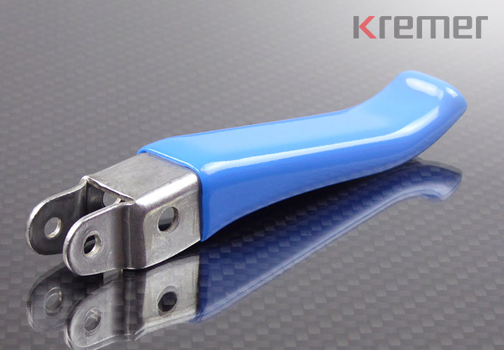 KREMER – Mit PVC ummantelter Metallgriff