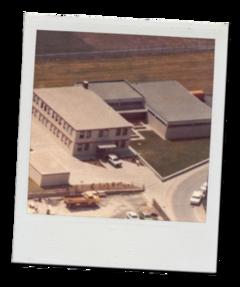 KREMER - Neubau Kremer in den 70er-Jahren