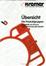KREMER - Zeitgeist Katalog 01