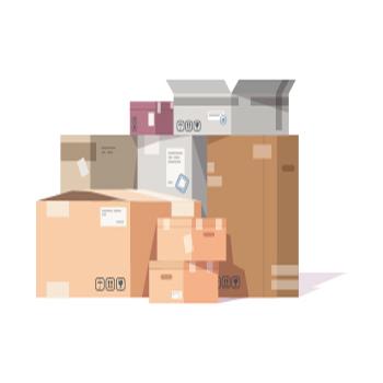 KREMER verwendet Verpackungsmaterial erneut