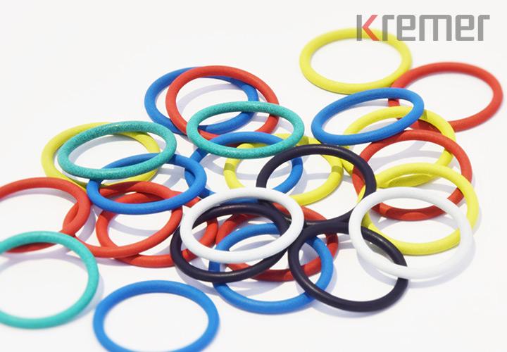 Beschichtete O-Ringe
