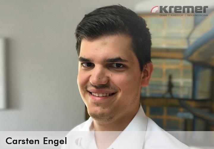 Carsten Engel, Konstruktion und Beratung Kremer GmbH Wächtersbach