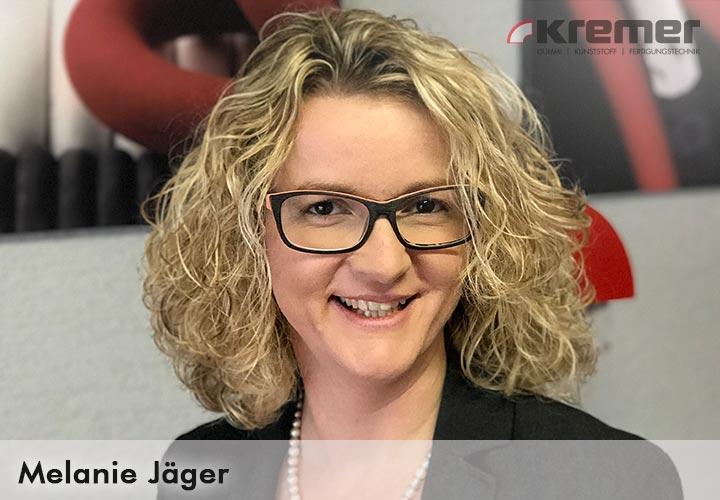 Melanie Jäger, Leitung Ein- und Verkauf Kremer GmbH Wächtersbach
