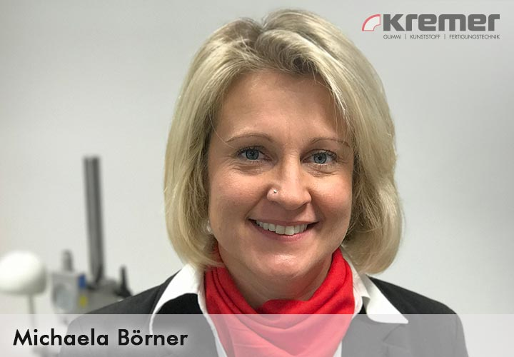 Michaela Börner, Verkauf Kremer GmbH Wächtersbach