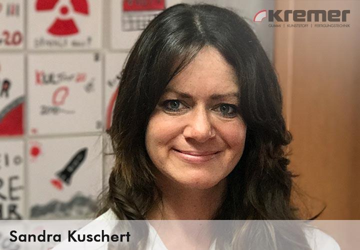 Sandra Kuschert, Verkauf Kremer GmbH Wächtersbach