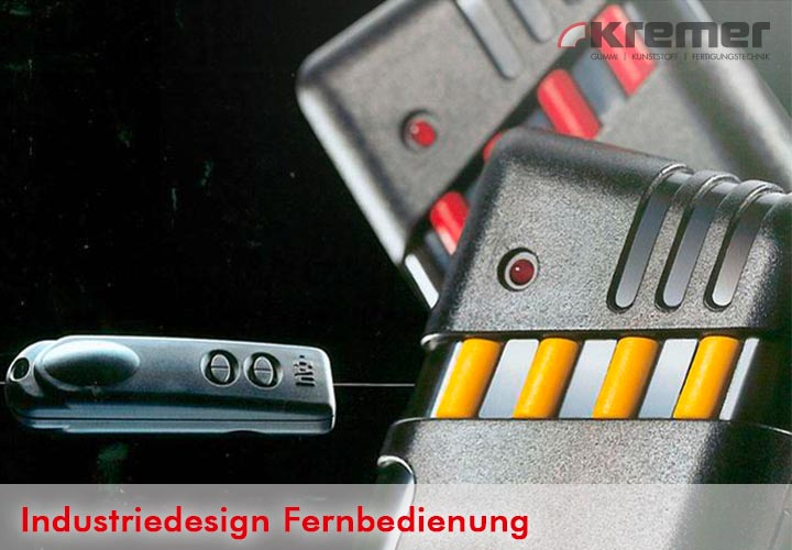 fernbedienung industriedesign