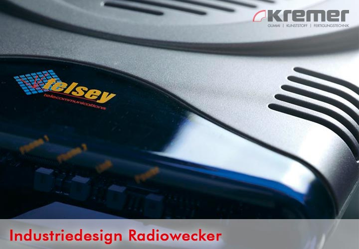 radiowecker industriedesign