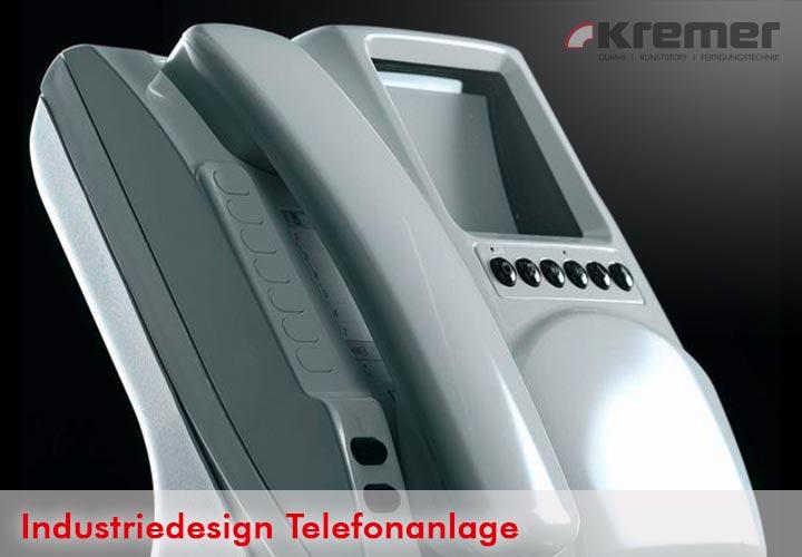 telefonanlage industriedesign