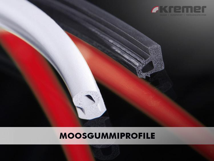 Die unterschiedliche Komprimierbarkeit der verschiedenen Gummi-Materialien macht die Toleranzberechnung von Profilen unverzichtbar.