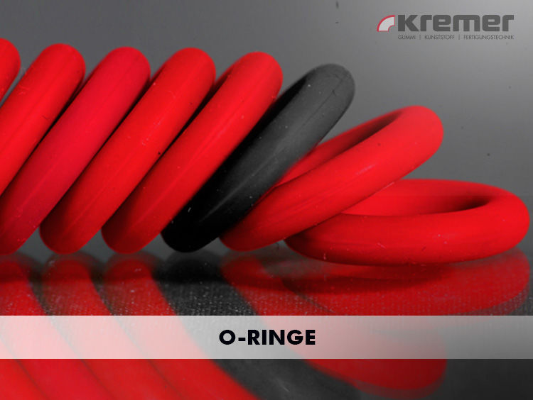 O-Ringe mit und ohne Beschichtung, aus unterschiedlichen Werkstoffen, z. B. EPDM, Silikon oder PTFE. Über unsere Schnellsuche für O-Ringe und eine aktuelle O-Ringlagerliste finden Sie das gewünschte Produkt. ...mehr