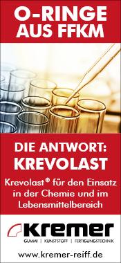 Krevolast-Anzeige
