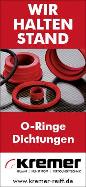 O-Ringe, Dichtungen, Formteile