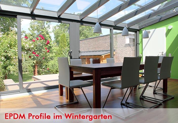 Dichtungen für Türen/Gewächshausbau/Wintergartenbau