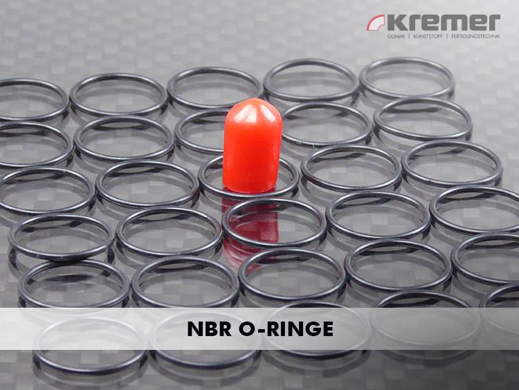 NBR-O-Ringe bei chemischen und thermischen Belastungen ...