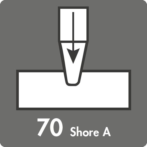 Härtebereich (Shore A): 70