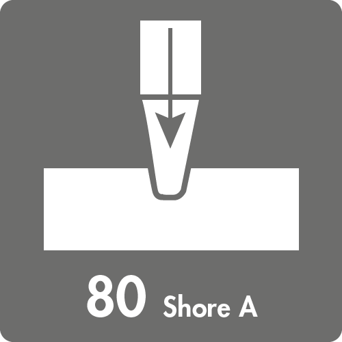 Härtebereich (Shore A): 80