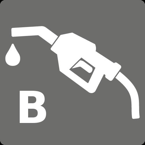 Benzinbeständigkeit: Eigenschaft vorhanden