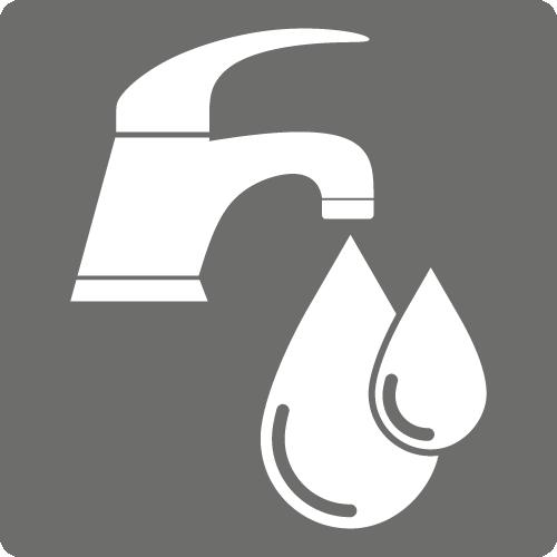 Trinkwassergüte: Eigenschaft vorhanden