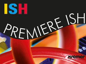 Kremer-Premiere auf der ISH